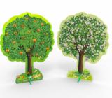 Декорация-дерево-зима-лето